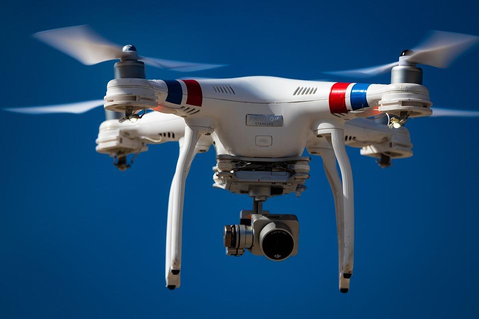 Spoty Reklamowe przy użyciu Drona