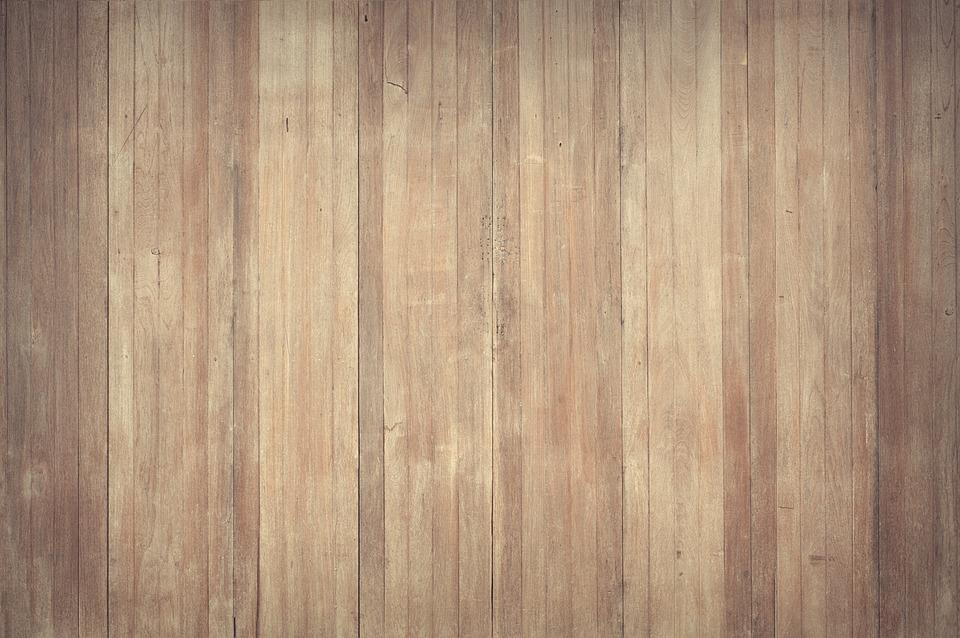 Parquet wood flooring – modny styl retro.